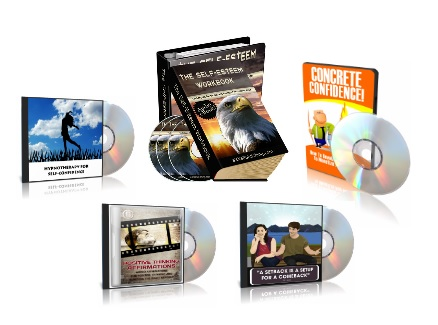 Confidence And Positive Thinking Audio Video
